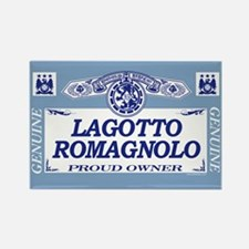 LAGOTTO ROMAGNOLO Rectangle Magnet