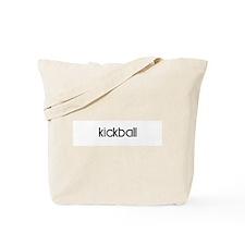 Kickball (modern) Tote Bag