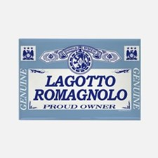 LAGOTTO ROMAGNOLO Rectangle Magnet (100 pack)