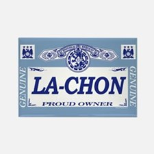 LA-CHON Rectangle Magnet