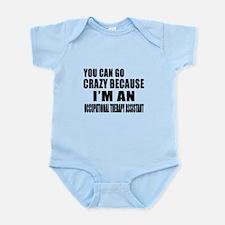 I Am Occupational Therapist Infant Bodysuit