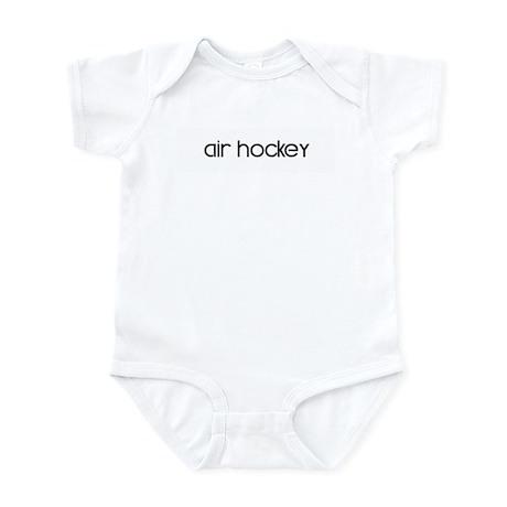Air Hockey (modern) Infant Bodysuit