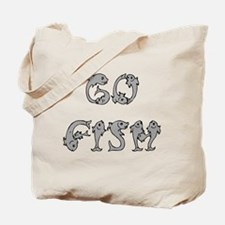 go fish 2 Tote Bag