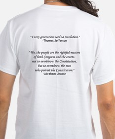 Ron Paul rEVOLution (t-shirt)