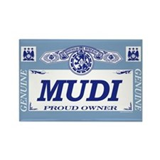 MUDI Rectangle Magnet
