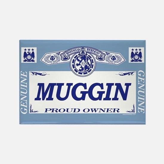 MUGGIN Rectangle Magnet