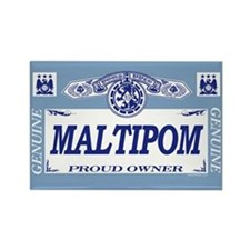 MALTIPOM Rectangle Magnet