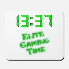 13:37 Leet Time Mousepad