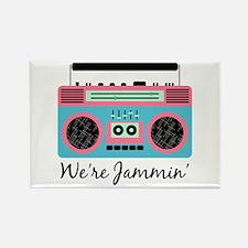 Jammin Boom Box Magnets