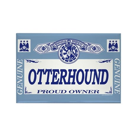 OTTERHOUND Rectangle Magnet (100 pack)