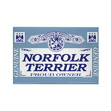 NORFOLK TERRIER Rectangle Magnet (100 pack)