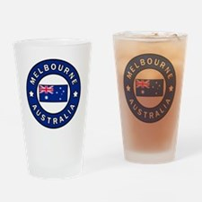 Australian aboriginal Drinking Glass