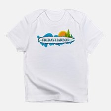 Friday Harbor. Infant T-Shirt
