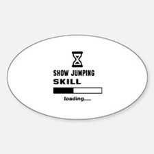 Show Jumping Skill Loading.... Decal