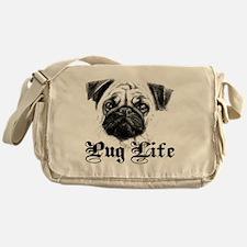 Unique Obama dog Messenger Bag