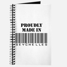 Proudly made in Seychelles Journal