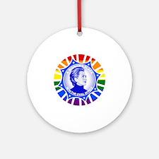 Political figures Round Ornament