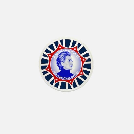 Political figures Mini Button