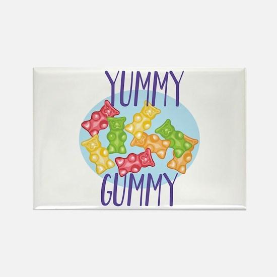 Yummy Gummy Magnets