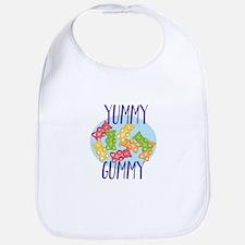 Yummy Gummy Bib