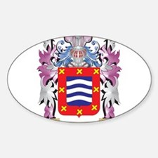 Marini Coat of Arms - Family Crest Decal