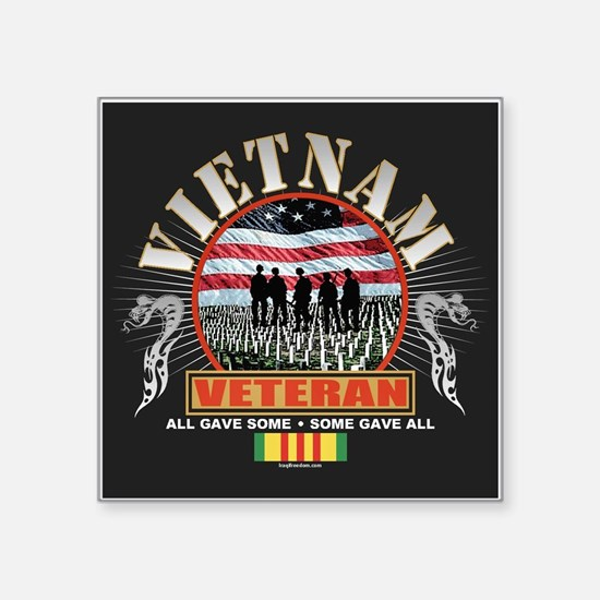 Vietnam Veterans Sticker