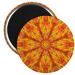 "MANDALA ART 2.25"" Magnet (10 pack)"