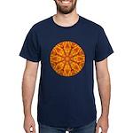 MANDALA ART Dark T-Shirt