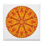 MANDALA ART Tile Coaster