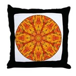 MANDALA ART Throw Pillow