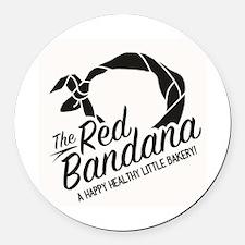 The Red Bandana--a happy healthy little bakery! Ro