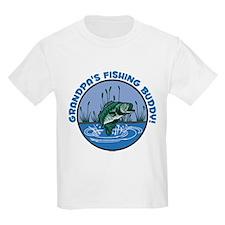 GRANDPA'S FISHING BUDDY! T-Shirt