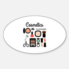 Assorted Cosmetics Decal