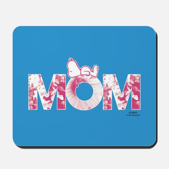 Snoopy - Mom Full Bleed Mousepad