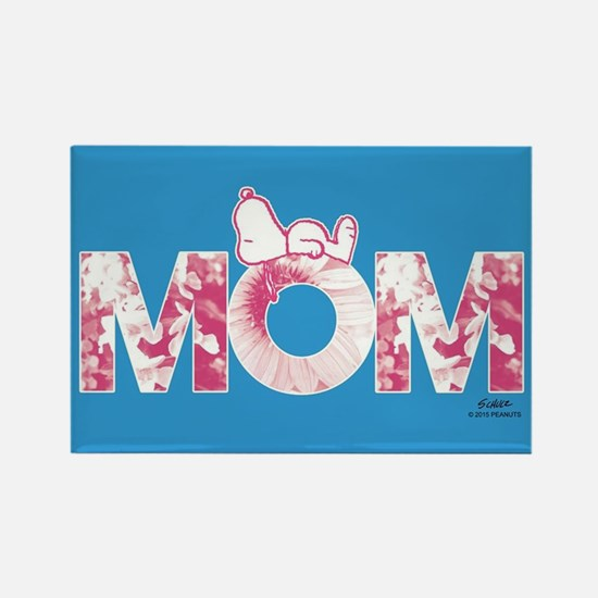 Snoopy - Mom Full Bleed Magnets