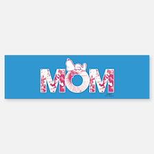 Snoopy - Mom Full Bleed Bumper Bumper Bumper Sticker
