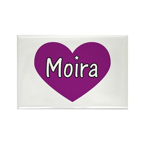Moira Rectangle Magnet (10 pack)