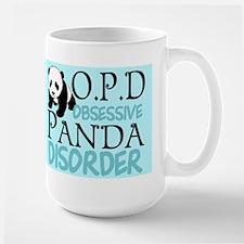 Cute Panda Mugs