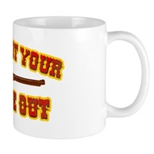 Shoot Your Eye Out Small Mug