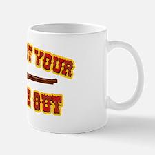 Shoot Your Eye Out Small Small Mug
