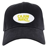 Cajun navy Baseball Cap with Patch