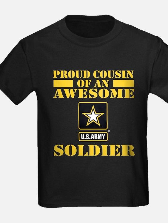 Proud Cousin U.S. Army T-Shirt
