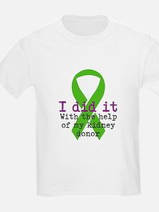 I Did It T-Shirt