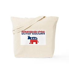 Demopublican Tote Bag