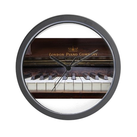 Piano Clocks Piano Wall Clocks Large Modern Kitchen Clocks