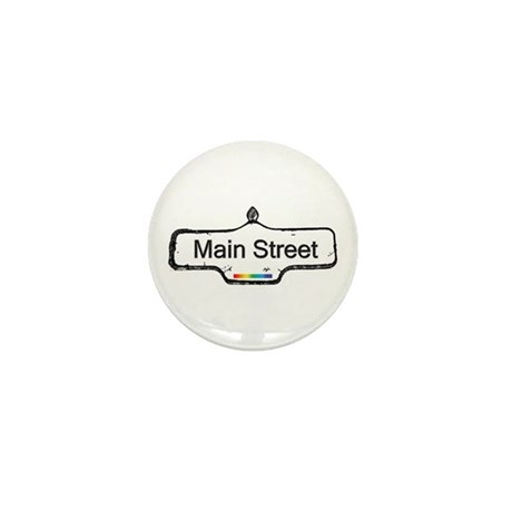 Main Street Mini Button (100 pack)