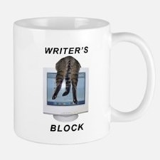 Writer's Block Mugs
