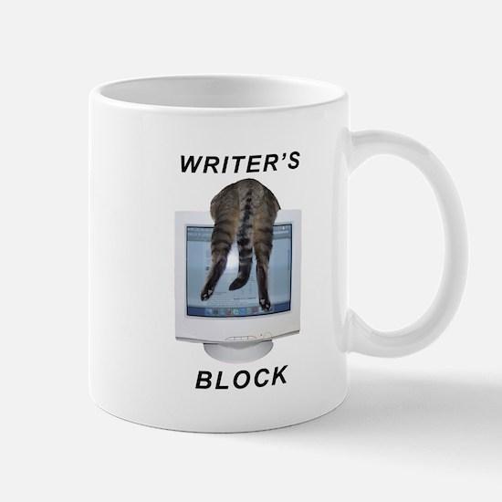 Writer's Block Mugs