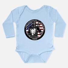 NROL-37 Program Logo Long Sleeve Infant Bodysuit