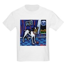 JACK sees moon Design Kids T-Shirt